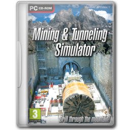256x256px size png icon of Mining Tunneling Simulator
