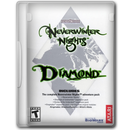 256x256px size png icon of Neverwinter Nights Diamond