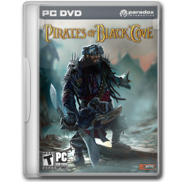 256x256px size png icon of Pirates of Black Cove