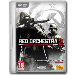 256x256px size png icon of Red Orchestra 2 Heroes of Stalingrad