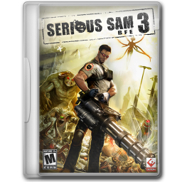 256x256px size png icon of Serious Sam 3 BFE