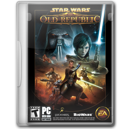 256x256px size png icon of Star Wars The Old Republic