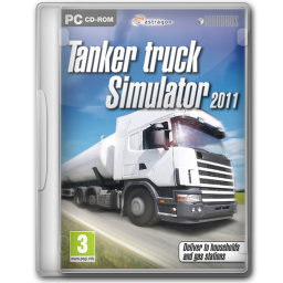 256x256px size png icon of Tanker Truck Simulator 2011