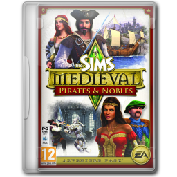 256x256px size png icon of The Sims Medieval Pirates and Nobles