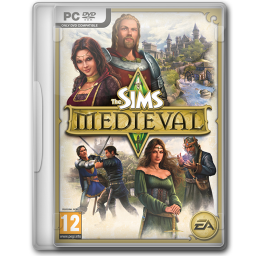 256x256px size png icon of The Sims Medieval