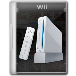 256x256px size png icon of Wii Console