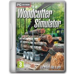 256x256px size png icon of Woodcutter Simulator