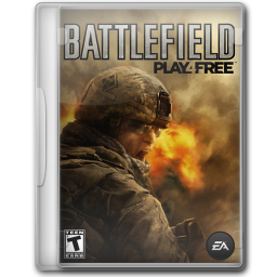 256x256px size png icon of Battlefield Play4Free