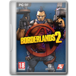 256x256px size png icon of Borderlands 2