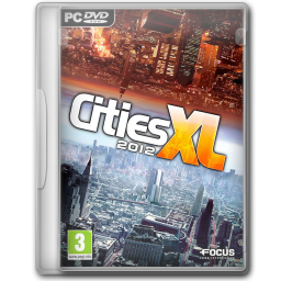 256x256px size png icon of Cities XL 2012