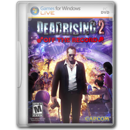 256x256px size png icon of Dead Rising 2 Off the Record US