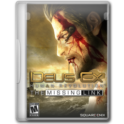 256x256px size png icon of Deus Ex Human Revolution The Missing Link