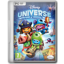 256x256px size png icon of Disney Universe