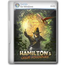 256x256px size png icon of Hamiltons Great Adventure