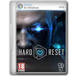 256x256px size png icon of Hard Reset