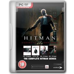 256x256px size png icon of Hitman Ultimate Contract