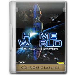 256x256px size png icon of Homeworld
