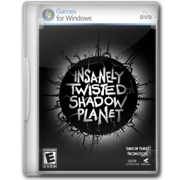 256x256px size png icon of Insanely Twisted Shadow Planet