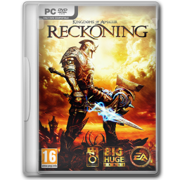 256x256px size png icon of Kingdoms of Amalur Reckoning