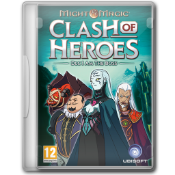 256x256px size png icon of Might Magic Clash of Heroes I Am The Boss