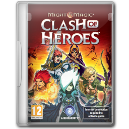 256x256px size png icon of Might Magic Clash of Heroes
