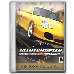 256x256px size png icon of Need for Speed Porsche Unleashed
