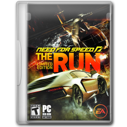 256x256px size png icon of Need for Speed The Run Limited Edition