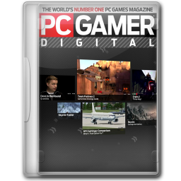 256x256px size png icon of PC Gamer Digital