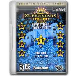 256x256px size png icon of Poker Superstars II