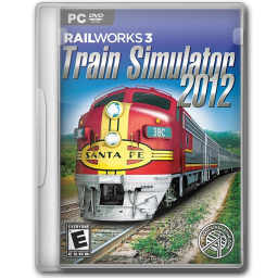 256x256px size png icon of Railworks 3 Train Simulator 2012