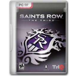 256x256px size png icon of Saints Row The Third