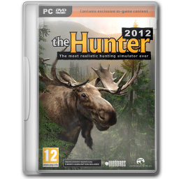 256x256px size png icon of The Hunter 2012