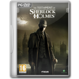 256x256px size png icon of The Testament of Sherlock Holmes