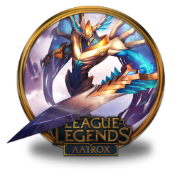256x256px size png icon of Aatrox Justicar