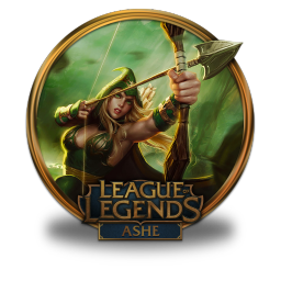 256x256px size png icon of Ashe Sherwood