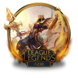 256x256px size png icon of Azir