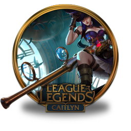 256x256px size png icon of Caitlyn