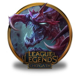 256x256px size png icon of Cho Gath