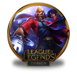 256x256px size png icon of Draven Primetime