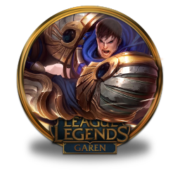 256x256px size png icon of Garen Visual Upgrade