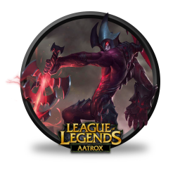 256x256px size png icon of Aatrox