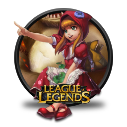 256x256px size png icon of Annie Red Riding Chinese artwork
