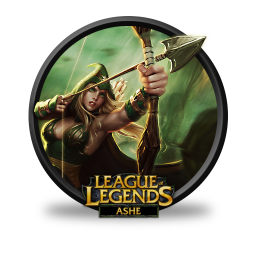 256x256px size png icon of Ashe Sherwood Forest