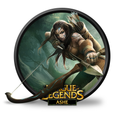 256x256px size png icon of Ashe Woad