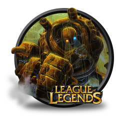 256x256px size png icon of Blitzcrank Chinese Artwork