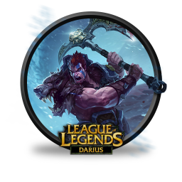 256x256px size png icon of Darius Woad King