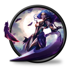 256x256px size png icon of Diana Dark Valkyrie