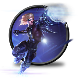 Ezreal Pulsefire Without Lol Logo Vector Icons Free Download In Svg Png Format