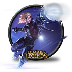 256x256px size png icon of Ezreal Pulsefire