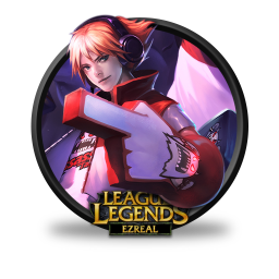 256x256px size png icon of Ezreal TPA